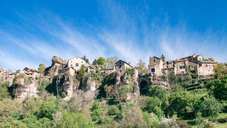 Village de Cantobre