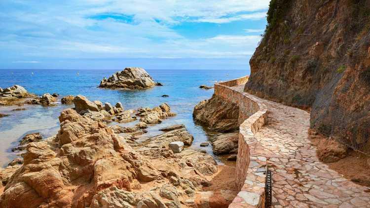 Camino de Ronda, Lloret de Mar