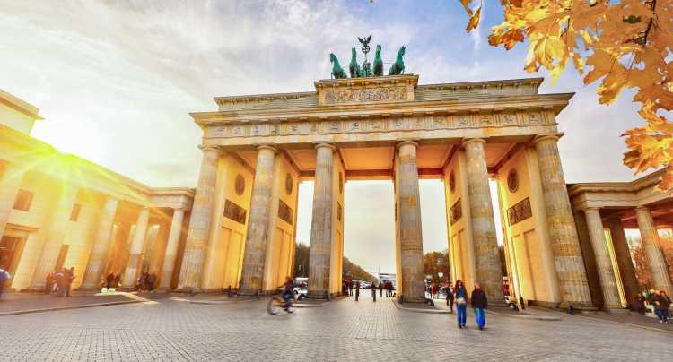 Wandeling door Berlijn