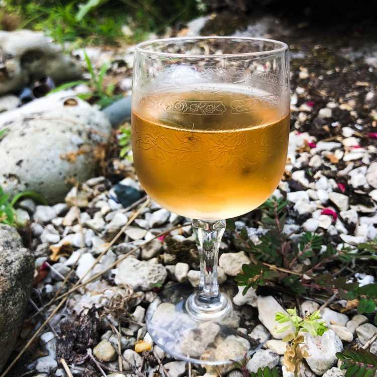 Le mariage du vin et du cognac