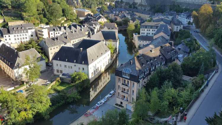 Weekendje Luxemburg, stedentrip
