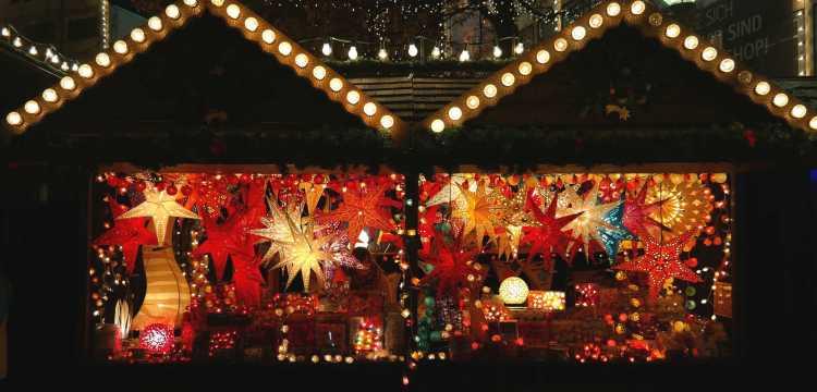 Weekendje weg naar de kerstmarkt