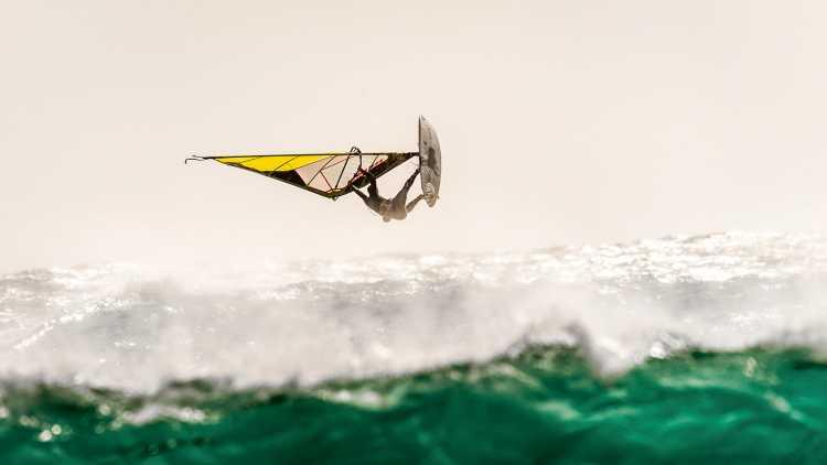 Windsurf mare