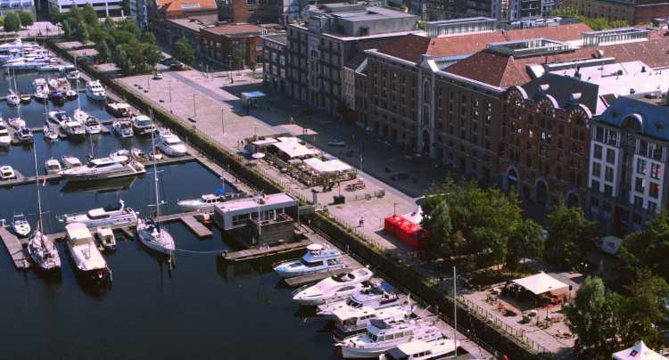Het Eilandje, Antwerpen