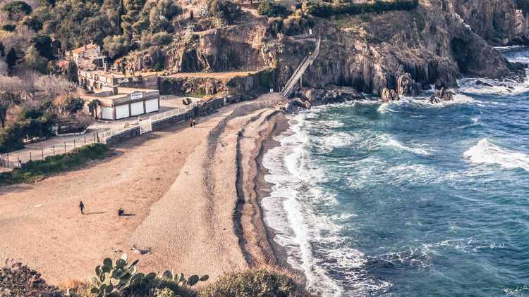 Argeles sur Mer, France