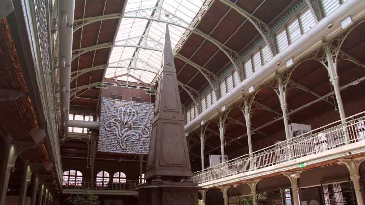 Sint-Gorikshallen, Brussel