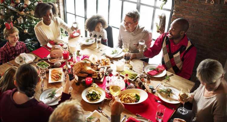 Les plats de Noël