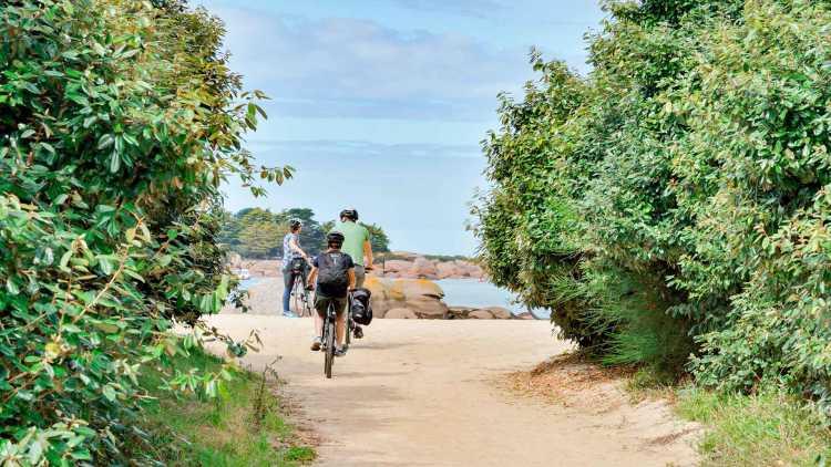 Les voies vertes de Bretagne