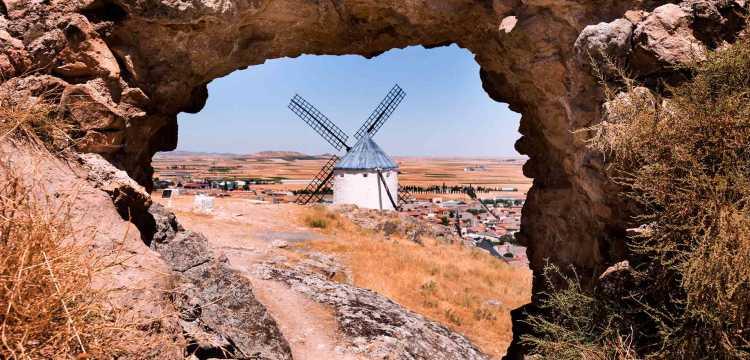 Molino en Castilla-La Mancha