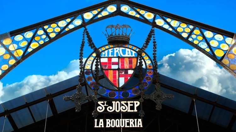 La Boquería, Barcelona