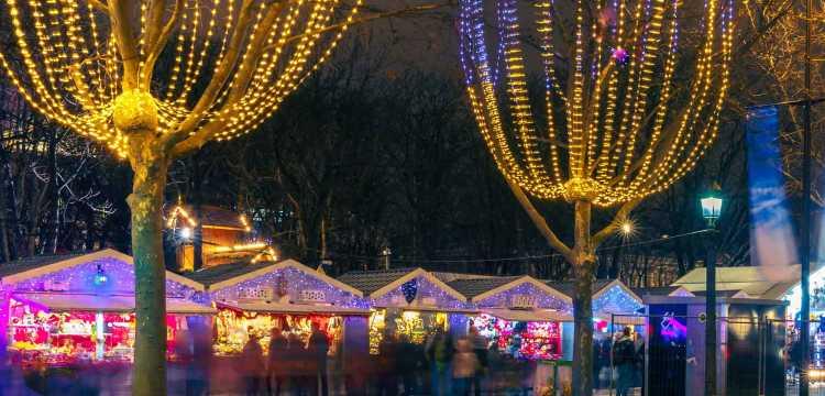 Marchés de Noël français