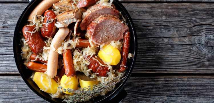 Les spécialités Alsaciennes : 5 plats à goûter absolument