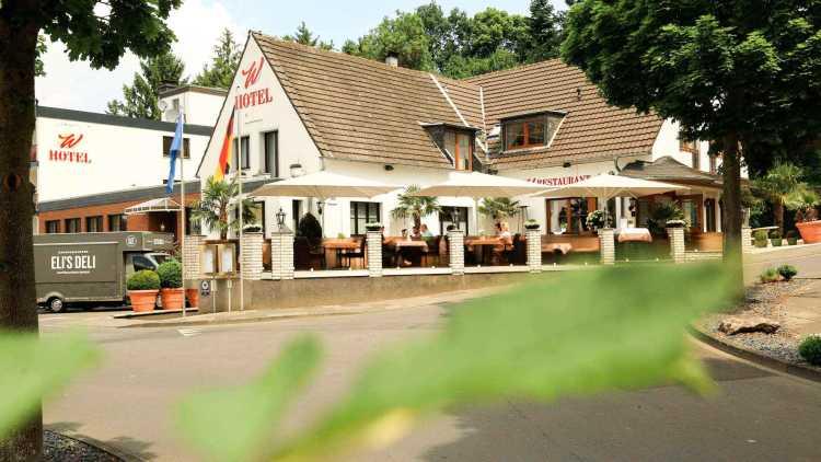 Landidyll Hotel Weidenbrück