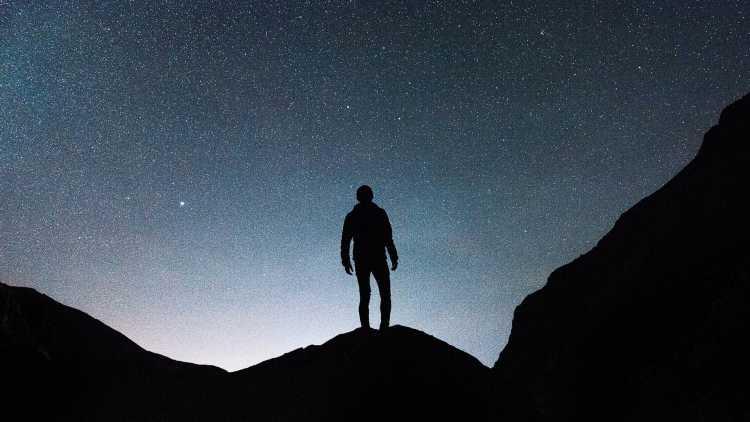 lluvia de estrellas en Montsec