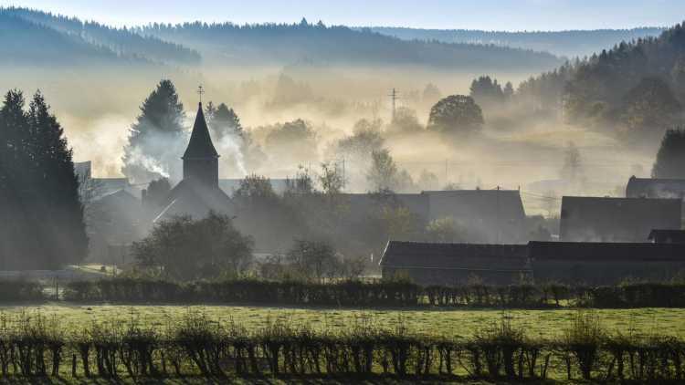 Weekendje Ardennen in de herfst