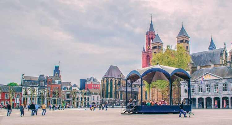 Historisch centrum van Maastricht