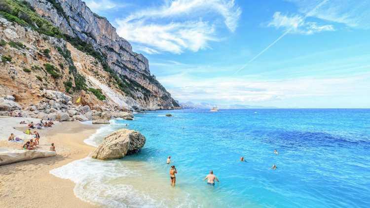 Spiaggia Goloritze, Sardegna