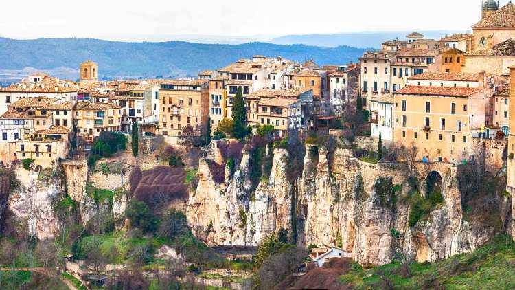 Ciudad medieval, Cuenca