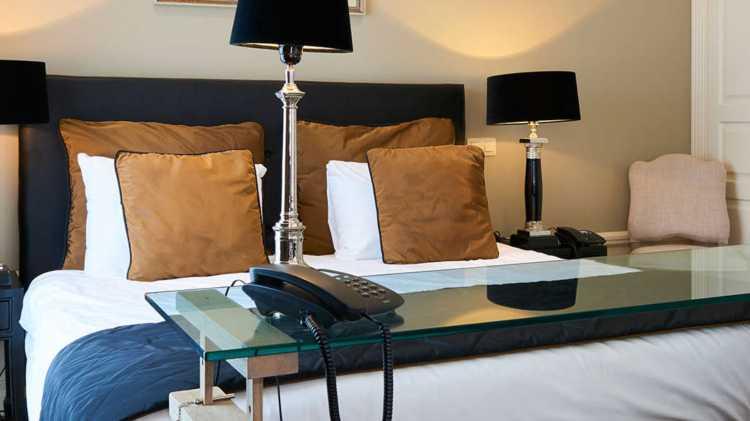 Stanhope Hotel, Brussel
