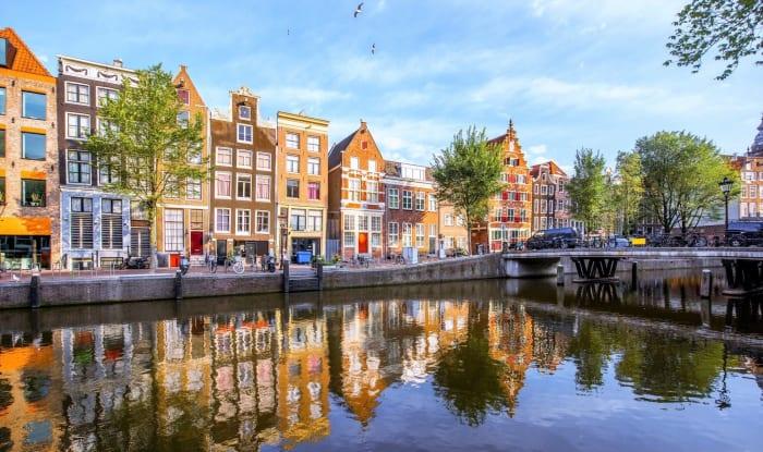 Photo de Amsterdam