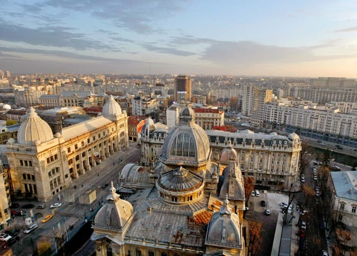 Photo de Bucarest