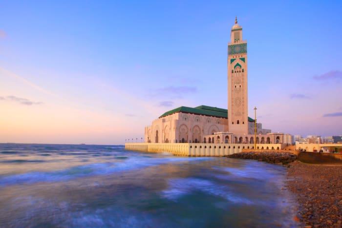 Photo de Casablanca
