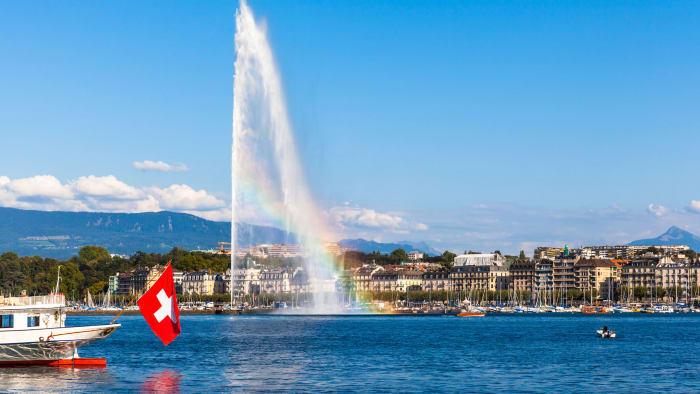 Photo de Genève