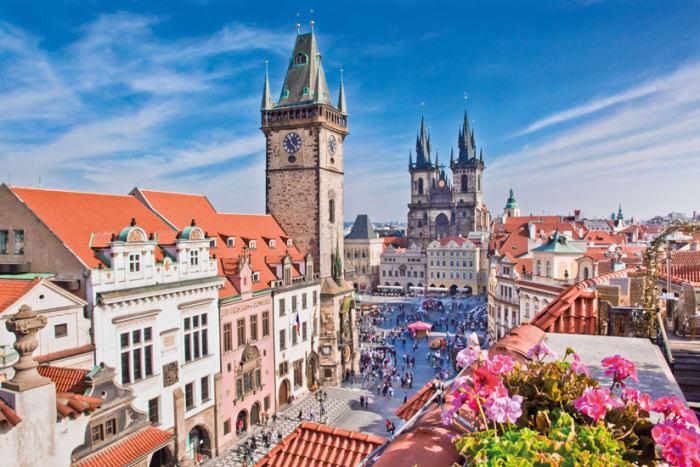 Photo de Prague