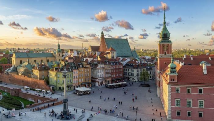 Photo de Varsovie
