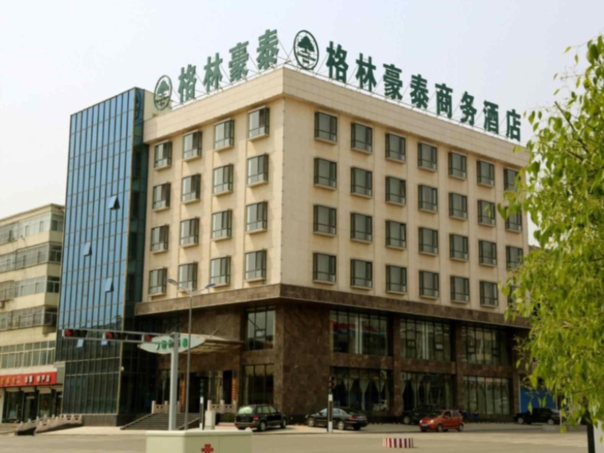 GreenTree Inn JiangSu Changzhou Lijia Town Wujin Road