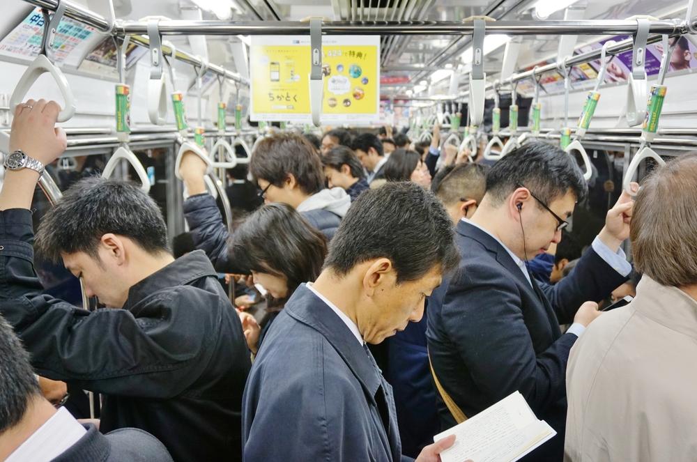10 hal yang tidak boleh dilakukan di Jepang