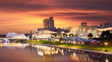 Cheap Flights to Adelaide