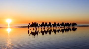 Cheap Flights to Broome