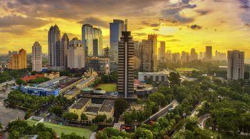 Cheap Flights to Jakarta