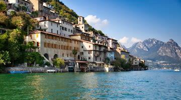 Cheap Flights to Lugano