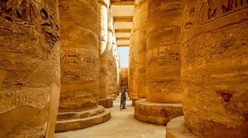 Cheap Flights to Luxor