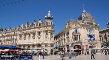 Cheap Flights to Montpellier