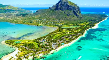 Cheap Flights to Mauritius
