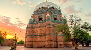 Cheap Flights to Multan
