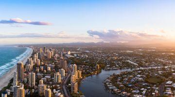 Cheap Flights to Gold Coast
