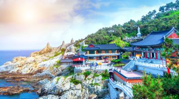 Cheap Flights to Busan