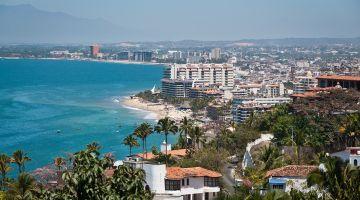 Cheap Flights to Puerto Vallarta