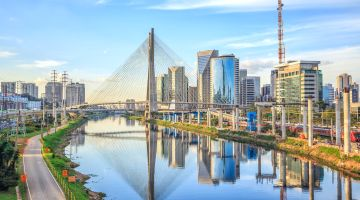 Cheap Flights to Sao Paulo