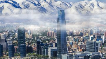Cheap Flights to Santiago