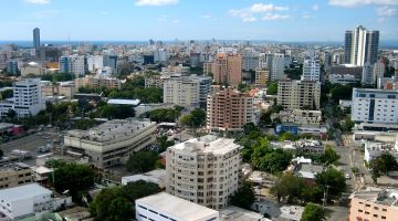 Cheap Flights to Santo Domingo