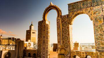 Cheap Flights to Tunis