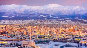 Cheap Flights to Hokkaido