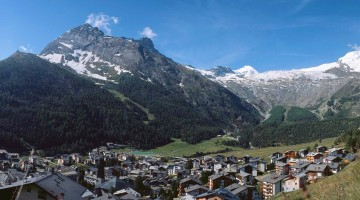 Hotels in Saas Fee