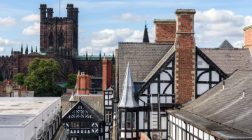 Hotels in Chester