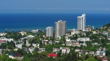 Hotels in Sochi